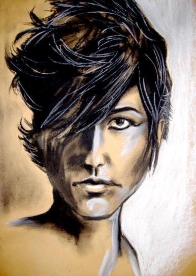 Charcoals and Chalks