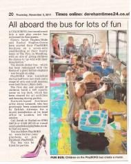 Mural Workshops in Norfolk Paper