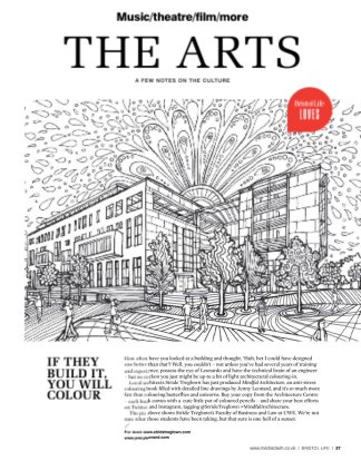 The Arts Bristol Mag