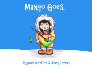 Mango Goes Childrens book