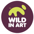 Wild in Art Logo