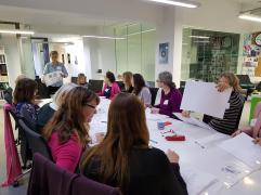 Adult drawing workshop